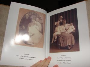 Weiss Family Memory Book