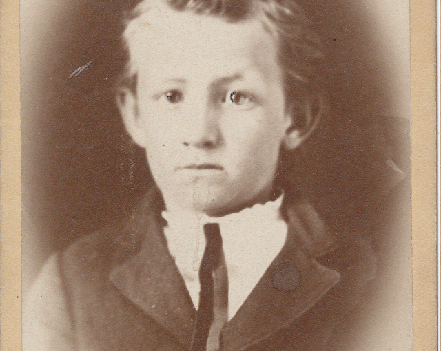 Joseph Weiss (early 1870s)