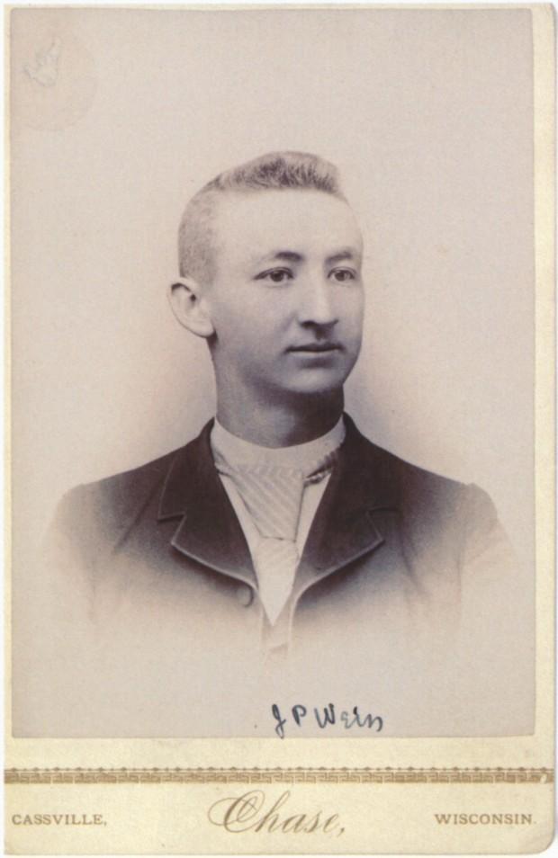 Joseph Weiss - early twenties
