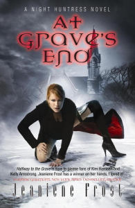 Cover of At Graves End