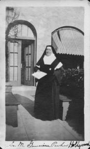 Sister M. Genevieve Parker