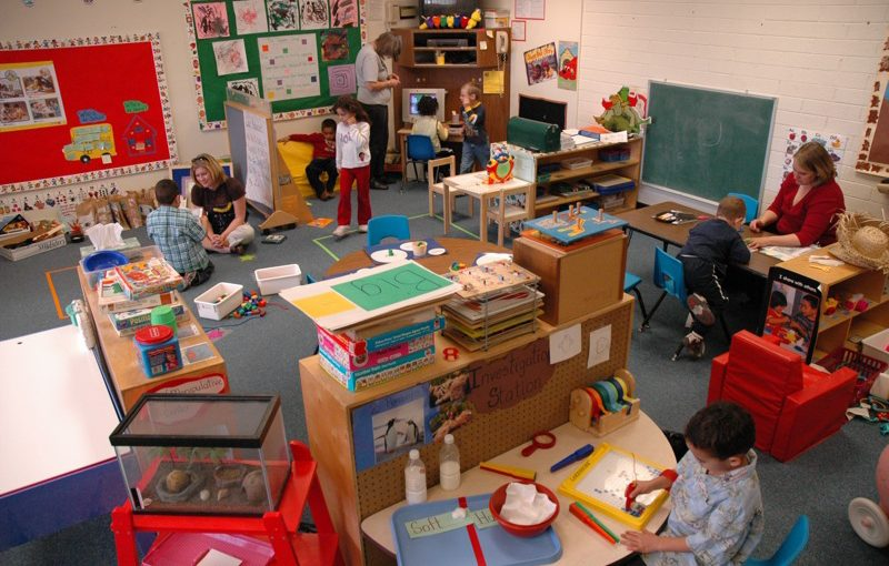 Seattle Propositions 1A and 1B – Early Childhood Education