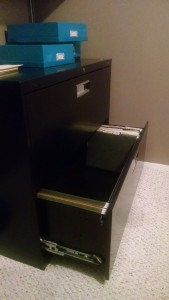 New Filing Cabinet